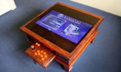 Small Arcade Coffee Table